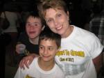 crazy Jake, Sam and Mrs.Ferris